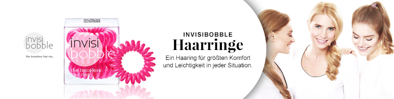 Invisibobble Haarringe