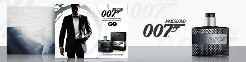 James Bond 007 Siganture
