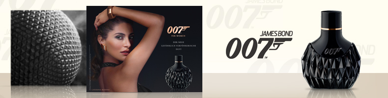 James Bond 007 for Woman