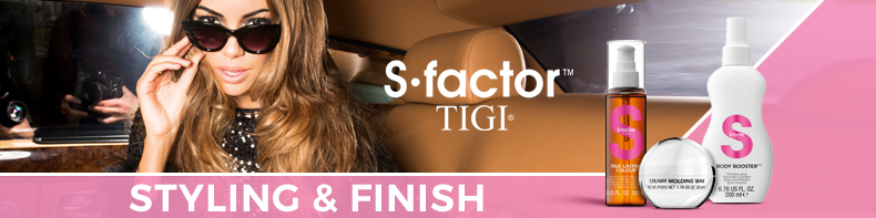 Tigi S-Factor Styling & Finish