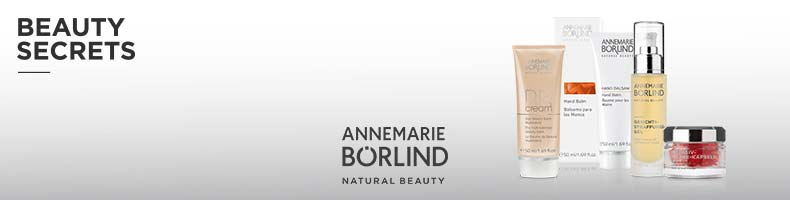 Annemarie Börlind Beauty Secrets