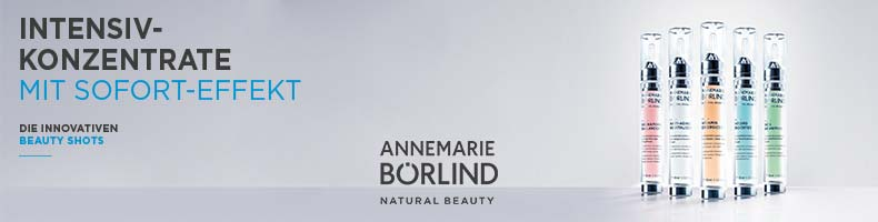 Annemarie Börlind Beauty Shots...