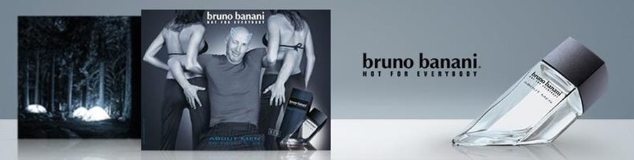 Bruno Banani About Men  Faszinierend...