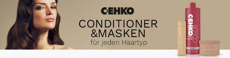 Conditioner und Masken