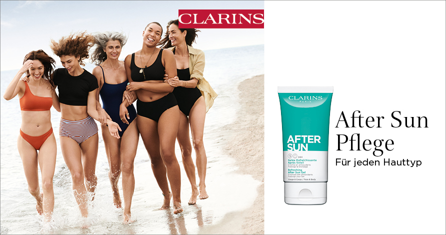 Clarins Sonne After-Sun-Pflege