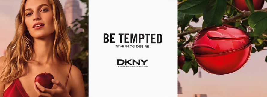 dkny damen parfum be tempted jetzt g nstiger online kaufen. Black Bedroom Furniture Sets. Home Design Ideas
