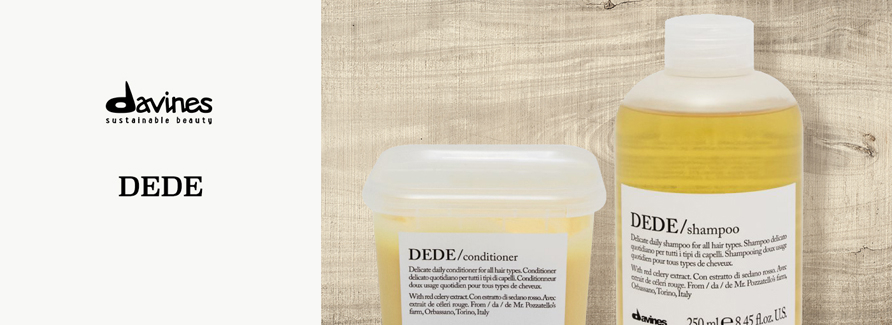 Davines Essential Hair Care Dede