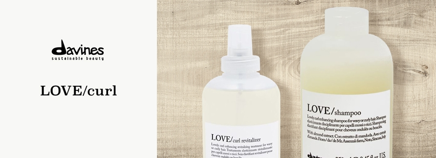 Davines Essential Hair Care Love Curl