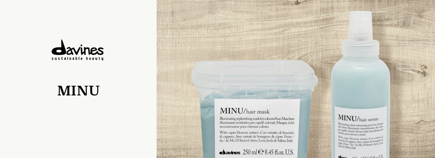 Davines Essential Hair Care Minu