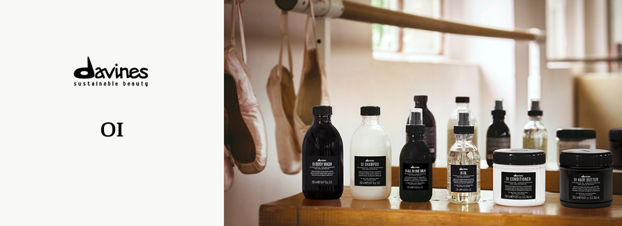 Davines Essential Hair Care OI
