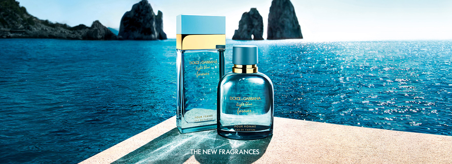 Dolce & Gabbana Light Blue Woman