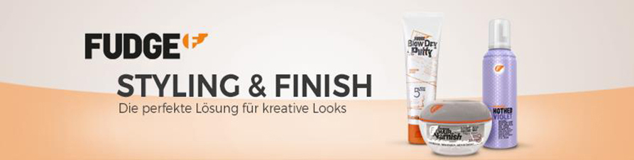Fudge  Styling & Finish Wir...