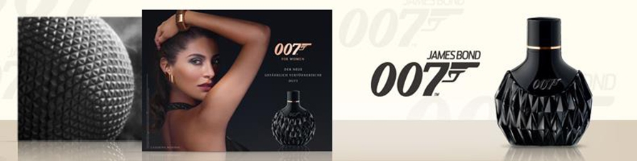 James Bond  007 For Women Das ganz...