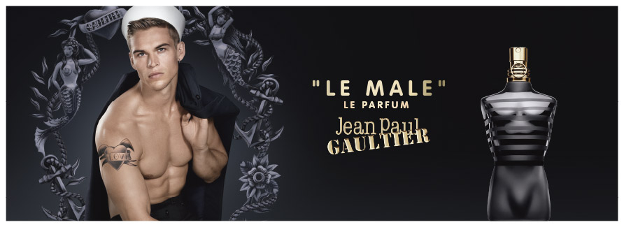 Jean Paul Gaultier Le Male 1995...