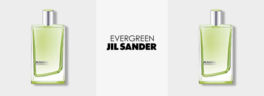 Jil Sander Evergreen   Mit Evergreen...