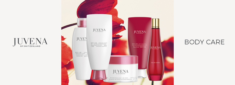 Juvena Body Care Pflege