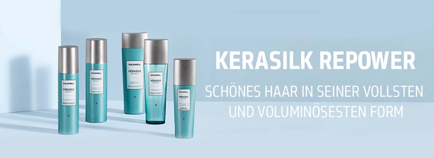 Goldwell Kerasilk Repower Volumen