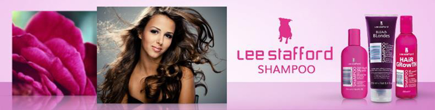 Lee Stafford Shampoo