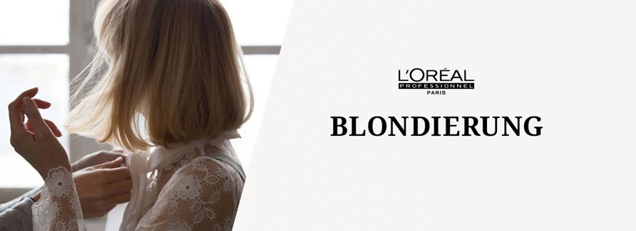 Loreal Professional Blondierung