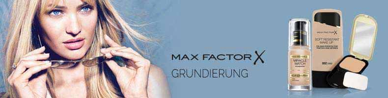 Max Factor Make_Up Grundierung