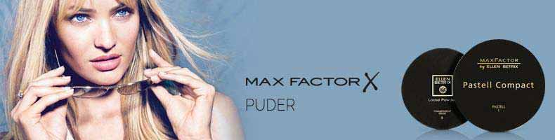 Max Factor Make_Up Puder
