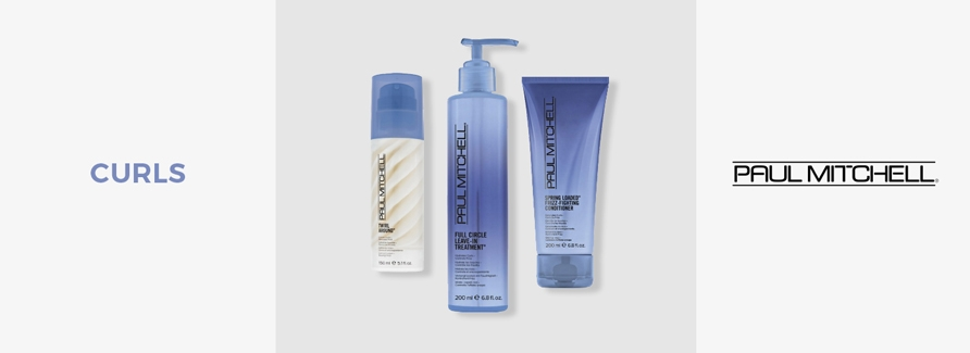 Paul Mitchell Curls - lockiges Haar