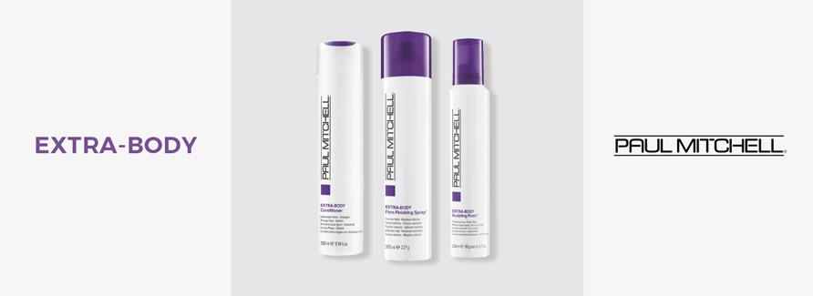 Paul Mitchell Extra Body - mehr Volumen