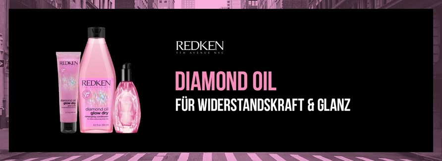 Redken Diamond Oil  Widerstandskraft...