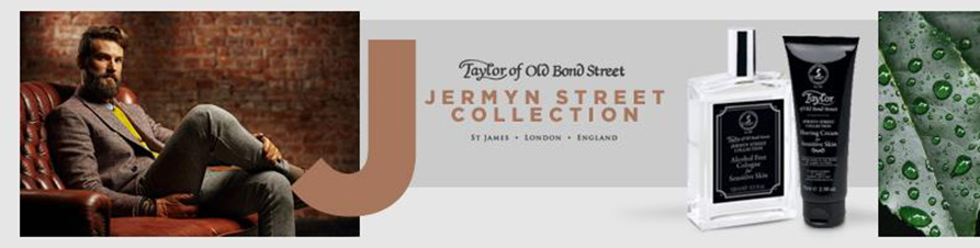 Taylor of Old Bond Street Jermyn Street Collection