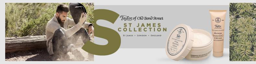 Taylor of Old Bond Street St. James Collection