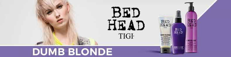Tigi Bed Head Dumb Blonde
