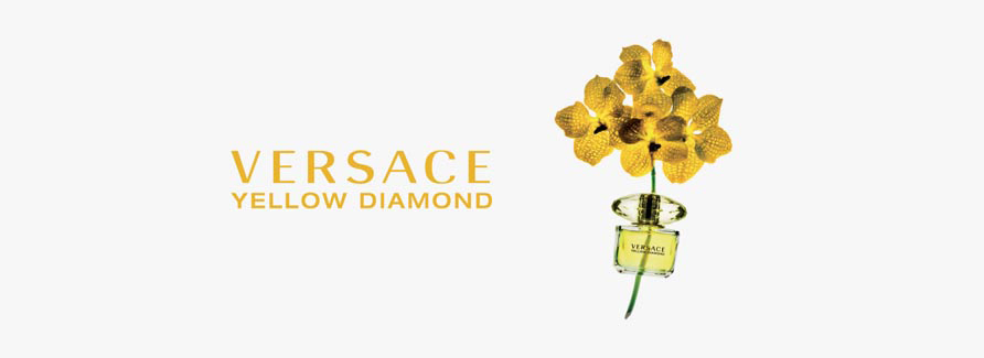 Versace  Yellow Diamond Das...