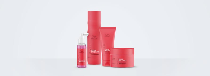 Wella Care Brilliance Haarpflege