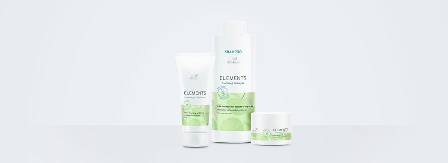 Wella Care Elements Haarpflege