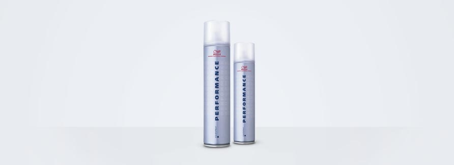 Wella Performance Haarspray