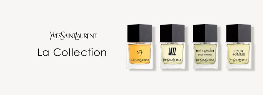 Yves Saint Laurent La Collection...