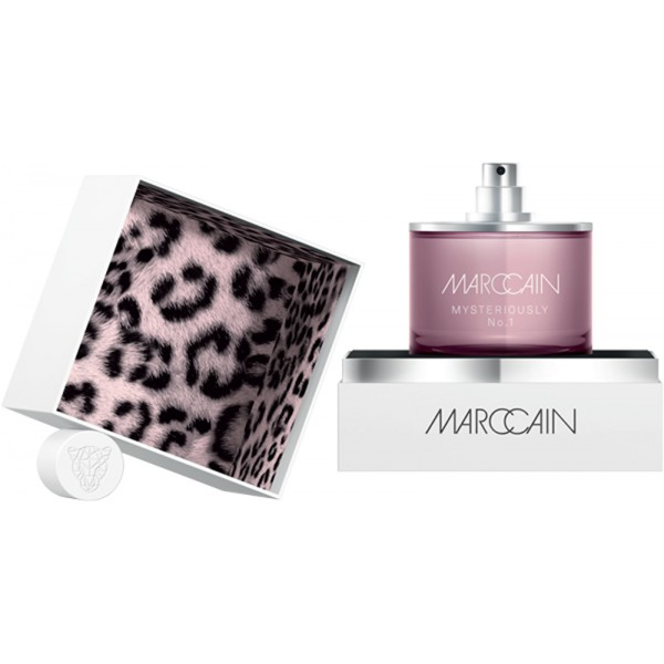 marc cain mysteriously no 1 eau de parfum edp 80 ml 79 95. Black Bedroom Furniture Sets. Home Design Ideas
