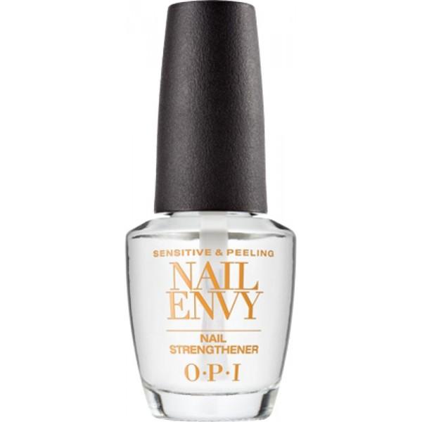 Pro Strong Nail Strengthener: OPI Nail Envy Nail Strengthener Sensitive & Peeling 15 Ml