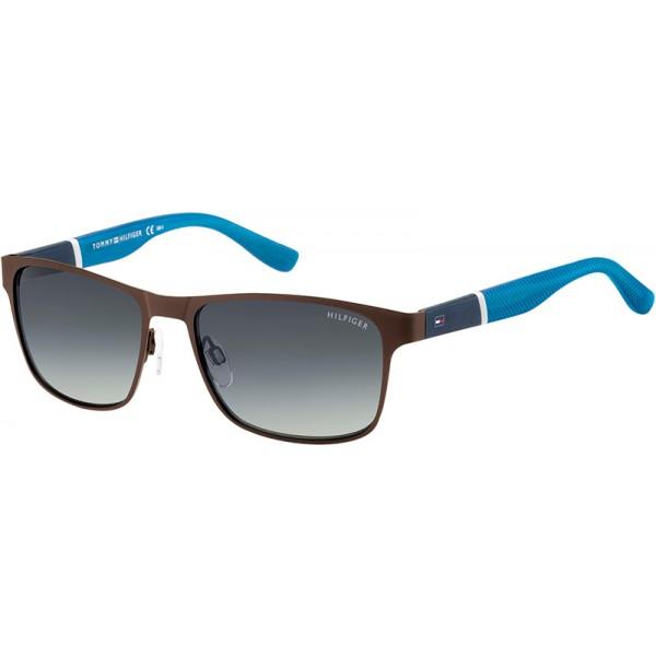 Tommy Hilfiger Sonnenbrille Th 1445/S /L7A /Nr / Black Grey 0WB9R