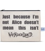 4LOU Vanity Bag Wonderland - 100% Canvas Swarovski...
