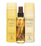 Aktion - Alterna Bamboo Smooth Trio Shampoo 250 ml +...