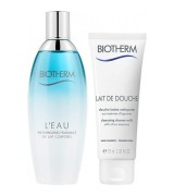 Aktion - Biotherm LEau Coffret (EdT100/SG75)