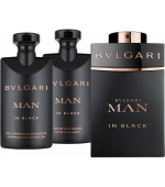 Aktion - Bvlgari Man In Black Geschenkset (EdP60/SG40/ASB40)