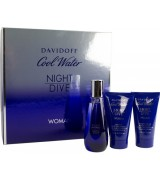 Aktion - Davidoff Cool Water Night Dive Geschenkset...