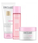 Aktion - Declare Body Care Set Eau de Declare + Silky...