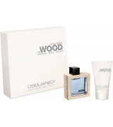 Aktion - Dsquared² He Wood Ocean Wet Wood Geschenk Set...