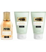 Aktion - Dsquared Potion Geschenkset (EdP30/SG30/BL30)