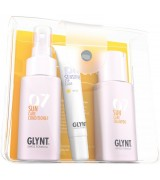 Aktion - Glynt Sun & Beauty Care Shampoo + Conditioner +...