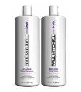Aktion - Paul Mitchell Extra-Body Save On Duo 2 x 1000 ml...