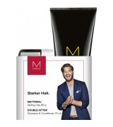Aktion - Paul Mitchell Free Shampoo Mitch Matterial Set 50 ml + 85 g